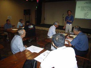 クラブ会長ら10人が出席した第1回運営委員会_640.jpg